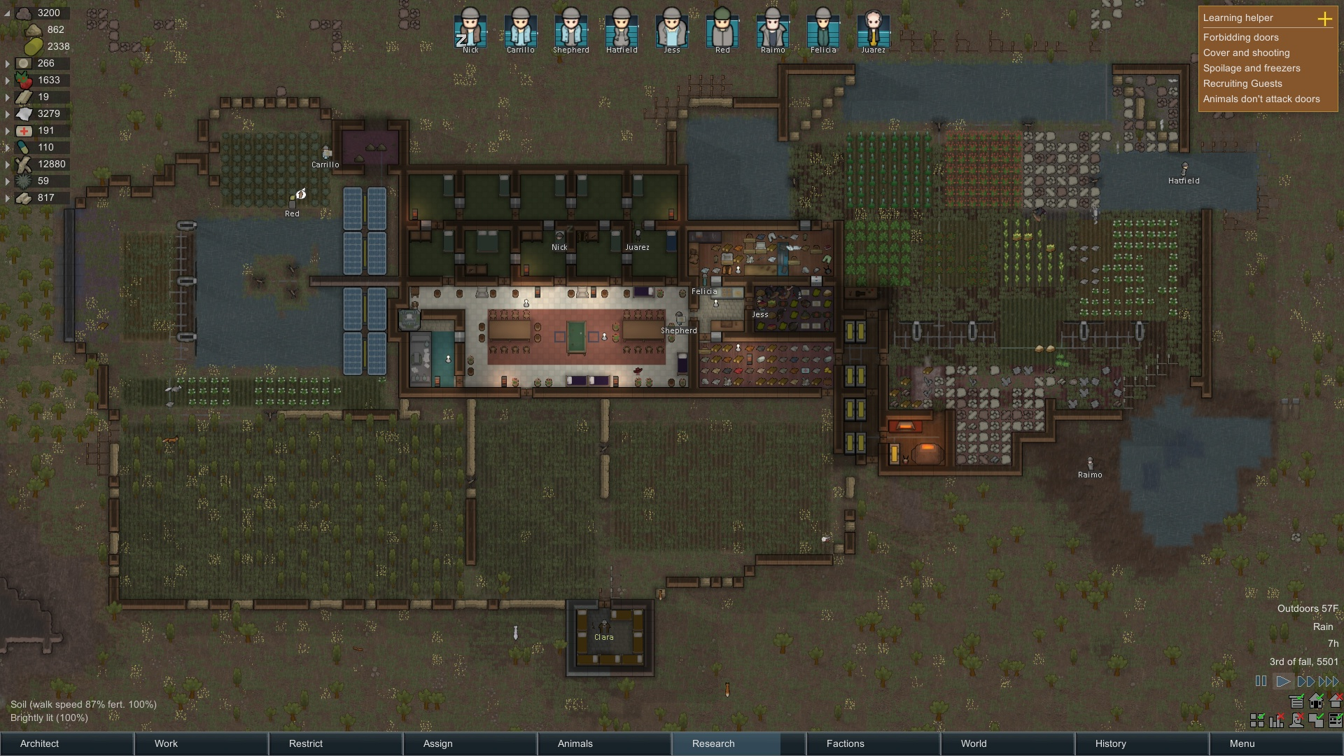 RimWorld - Prison Architect, Dwarf Fortress with a little FT all ...