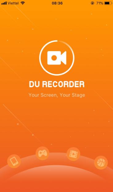 Tải DU Recorder - Trình Ghi & Live Stream màn hình trên iPhone, iPad + Hình 16