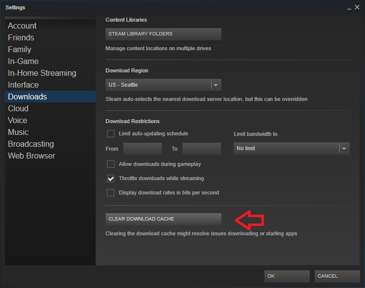 how to fix steam was unable to verify ownership