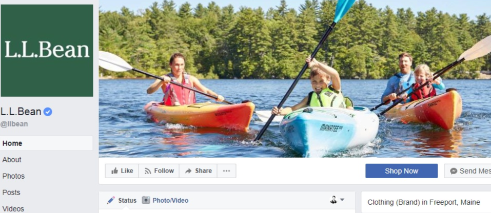 Facebook Business Page branding example -- Faster Solutions in Duluth, MN