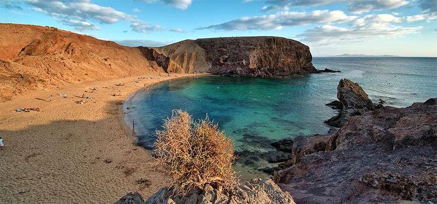 Juice Wedding Band Northern Ireland | pic of a Tenerife beach