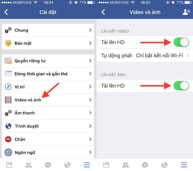 Hướng dẫn đăng tải video HD lên Facebook bằng iOS, Android + Hình 10