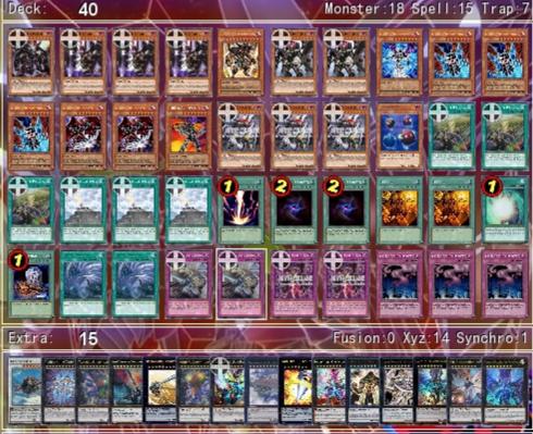 Darklords - Yu-Gi-Oh! TCG/OCG Decks