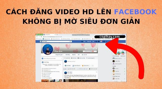 Hướng dẫn đăng tải video HD lên Facebook bằng iOS, Android + Hình 4