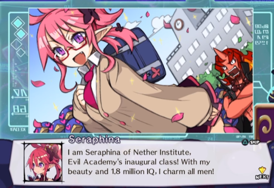 It's Disgaea 5 in PbP form, dood! - Page 2 - Myth-Weavers