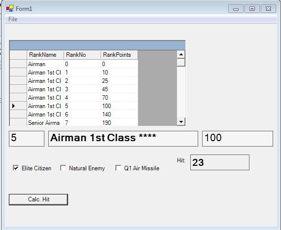 Airman calculator senior rank Often asked: