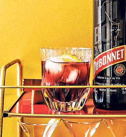 The Queen famously enjoys a gin and Dubonnet with plenty of ice