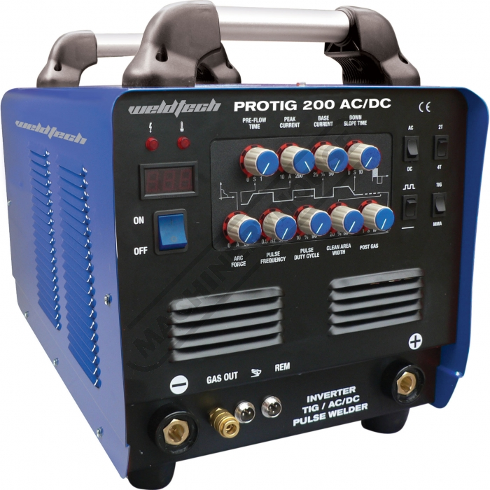 Which TIG welder to buy? Lincoln PowerCRAFT or Mitech