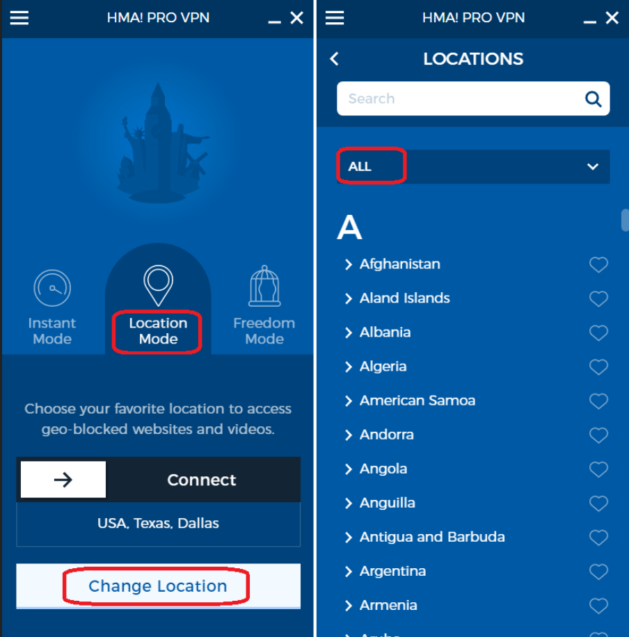 A checklist to make sure your real location hasn't been