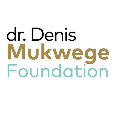 logo Dr. Denis Mukwege Foundation