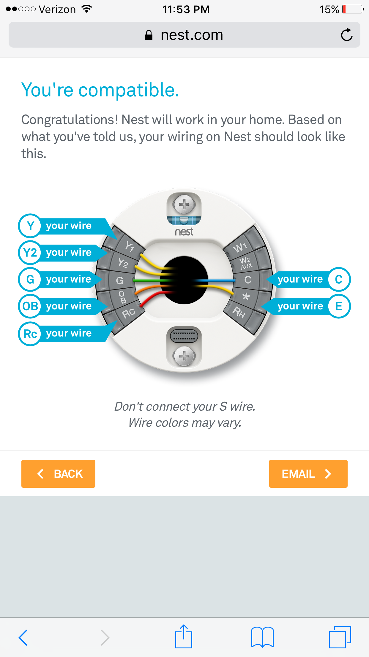 nest install with a dual fuel unit : hvac dual fuel nest thermostat wiring diagram