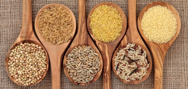 Dieta con cereales