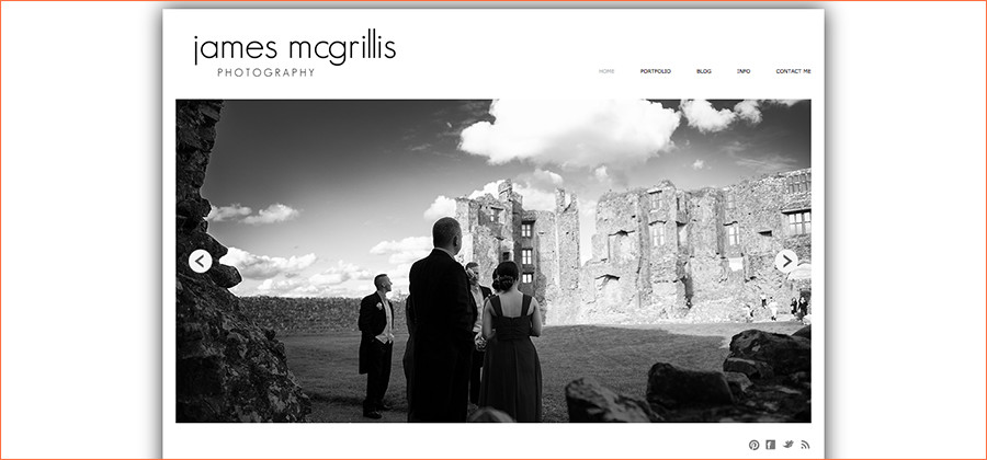 Juice Wedding Band Northern Ireland | pic of the James McGrillis photography website