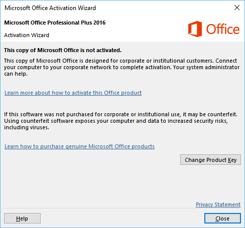 microsoft office crack activation key