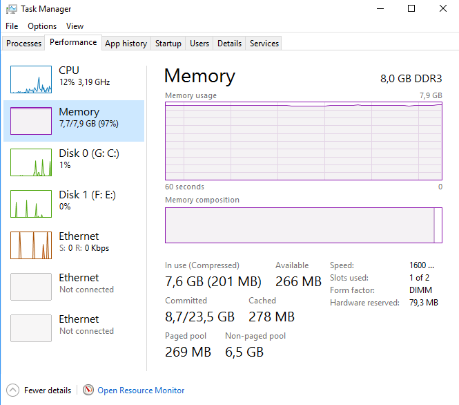 windows ran out of memory utorrent fix