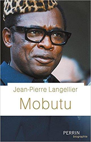 Mobutu - Jean-Pierre Langellier
