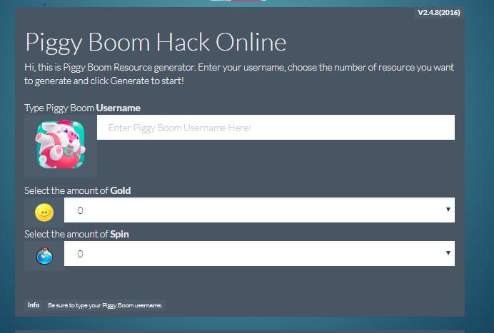 Piggy Boom Hack
