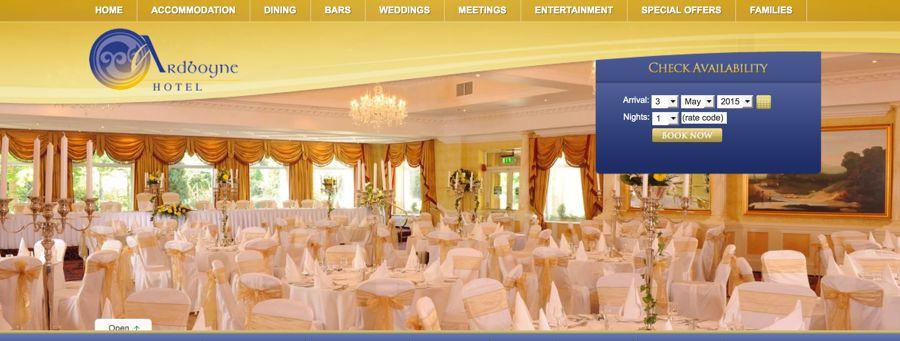 Juice Wedding Band Northern ireland   pic of the Ardboyne Hotel Navan website
