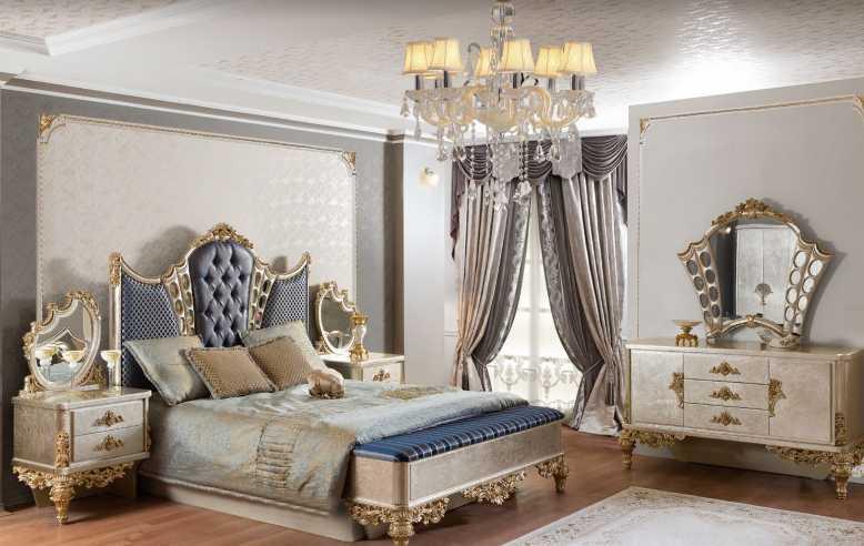 Buket Yatak Odası