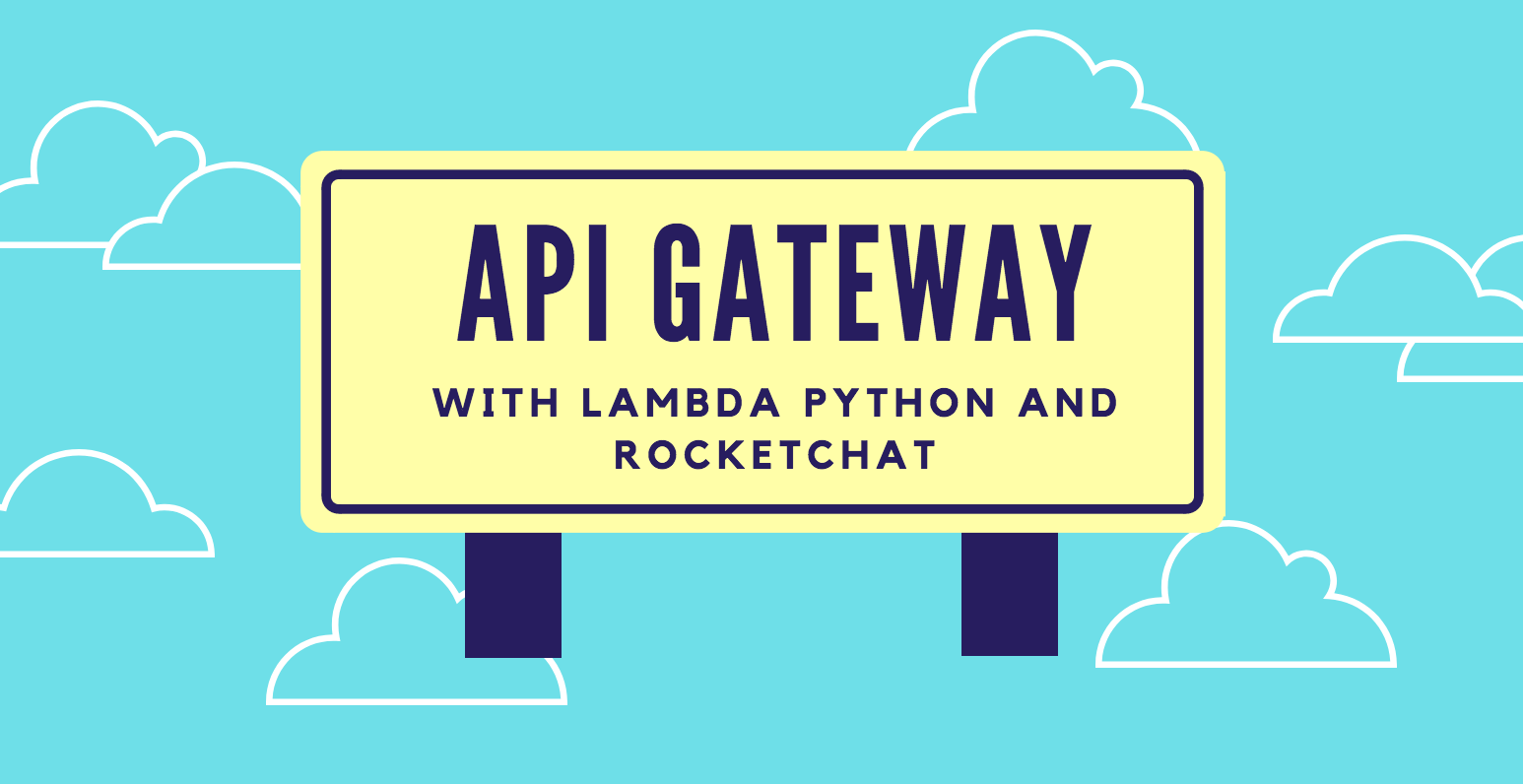 API Gateway with Lambda using Python on AWS to Post info to