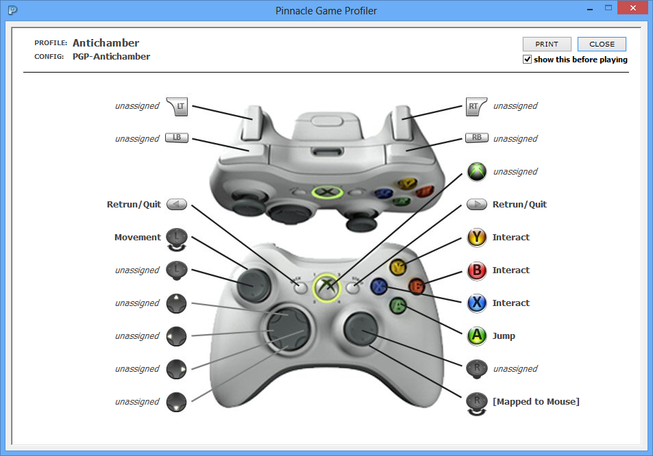 Antichamber - Play with PS4 Gamepad (controller support