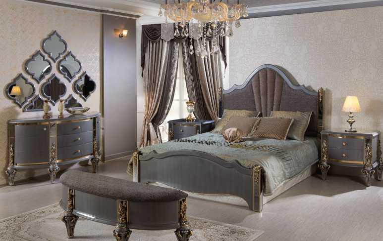 Zümrüt Yatak Odası