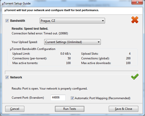 what are trackers and peers in utorrent