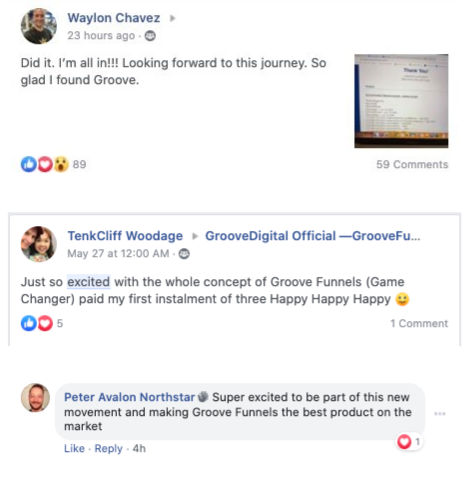 groovefunnels review updates