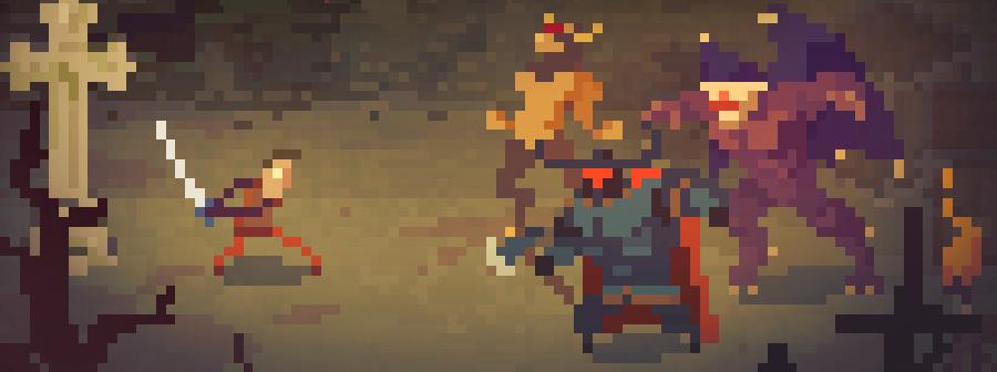скриншот из игры Crawl