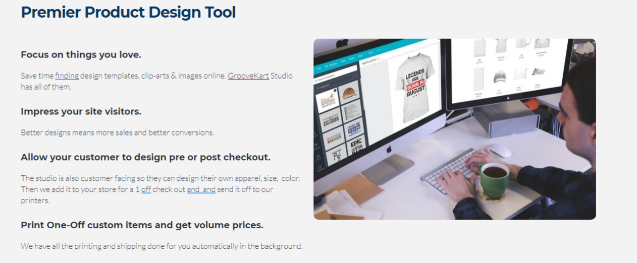 groovefunnels review product design tool