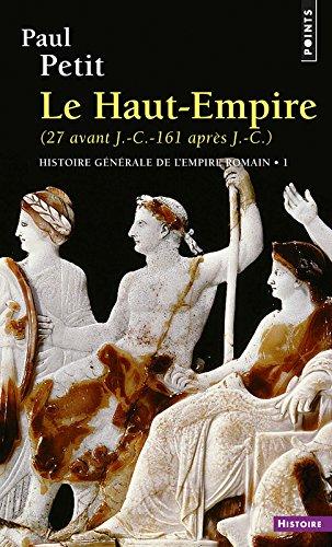 Histoire générale de l'Empire romain (3 tomes) - Paul Petit