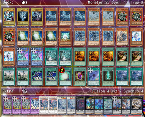 Blue-Eyes - Yu-Gi-Oh! TCG & OCG Decks - Yugioh Card Maker Forum
