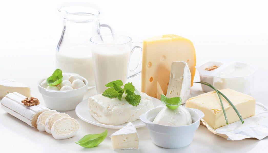 Dieta sin lacteos