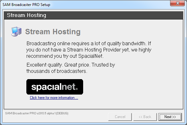 sam broadcaster product key